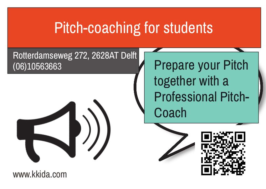 achterkant flyer Pitch-coaching studenten
